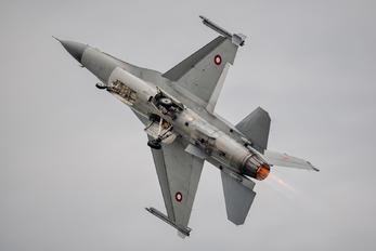 E-011 - Denmark - Air Force General Dynamics F-16AM Fighting Falcon