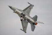 E-011 - Denmark - Air Force General Dynamics F-16AM Fighting Falcon aircraft