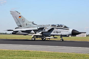 46+49 - Germany - Air Force Panavia Tornado - IDS