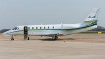 OK-UNI - Travel Service Cessna 680 Sovereign aircraft