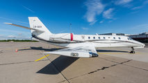LN-SOV - Private Cessna 680 Sovereign aircraft