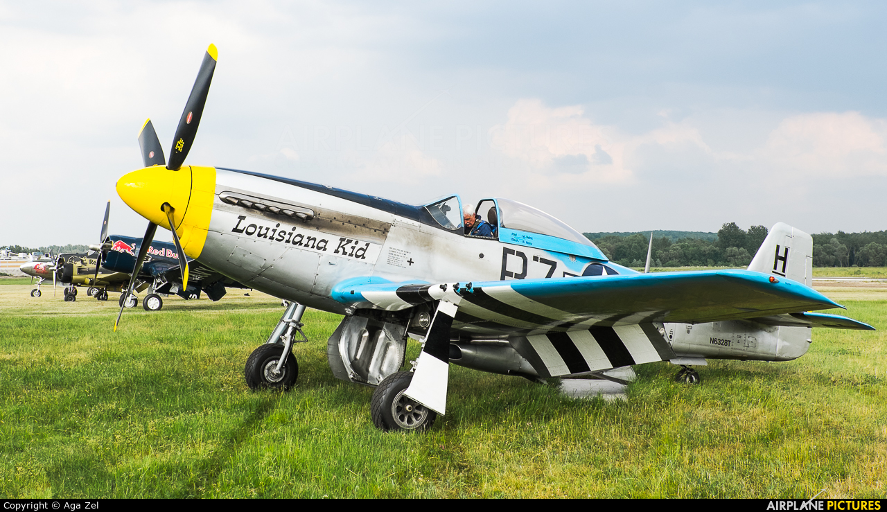 Private N6328T aircraft at Katowice Muchowiec