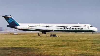 G-DEVR - Airtours McDonnell Douglas MD-83