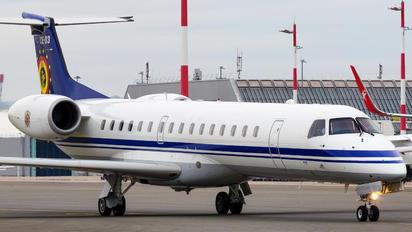 CE-03 - Belgium - Air Force Embraer ERJ-145