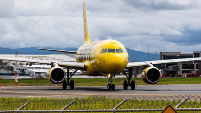 N514NK - Spirit Airlines Airbus A319