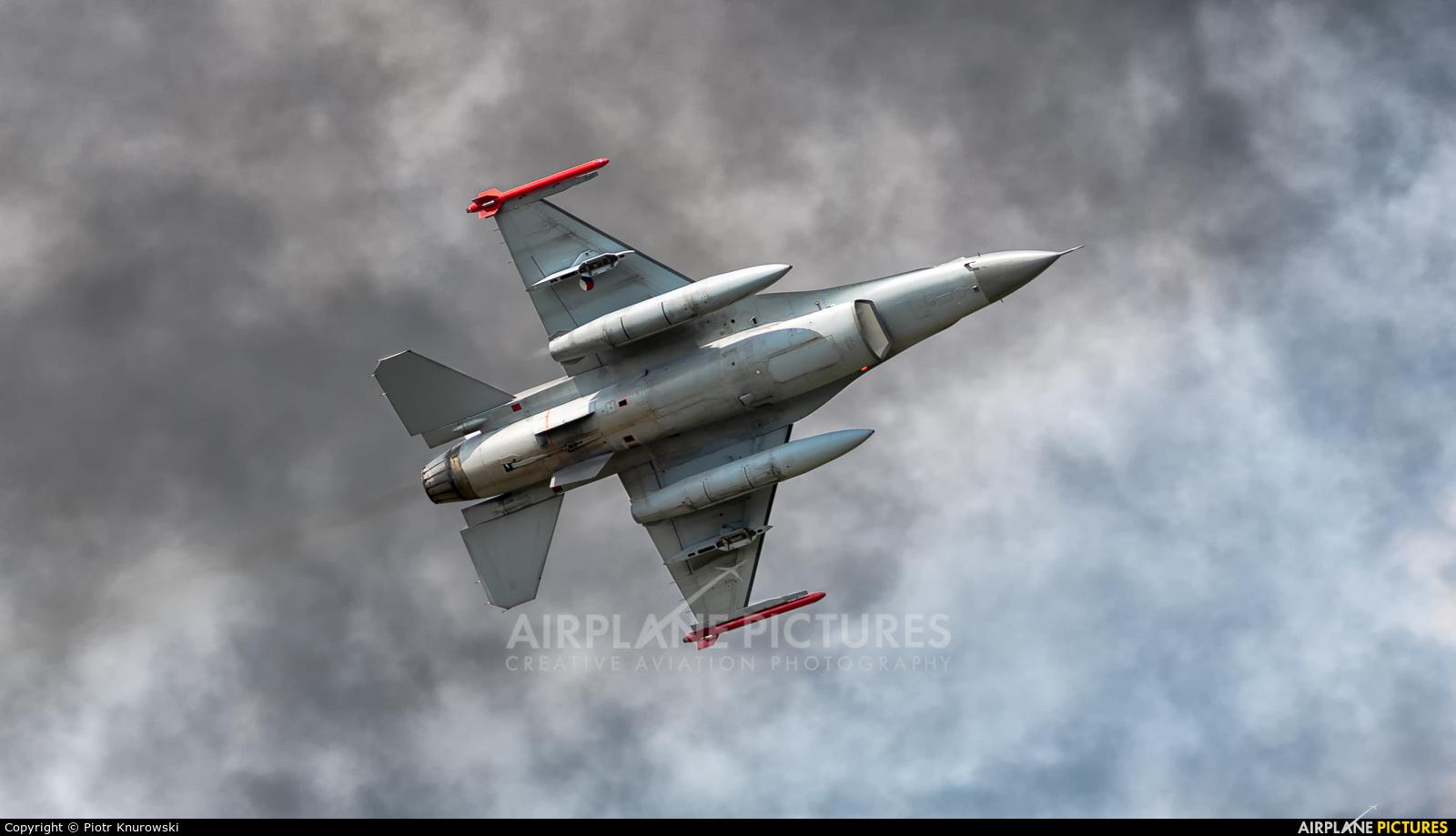 Netherlands - Air Force J-021 aircraft at Uden - Volkel