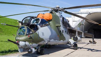 3367 - Czech - Air Force Mil Mi-35