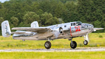 N6123C - The Flying Bulls North American B-25J Mitchell aircraft