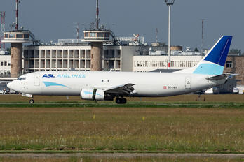 OE-IBO - ASL Airlines Belgium Boeing 737-400SF