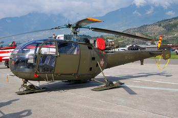 V-240 - Switzerland - Air Force Sud Aviation SA-316 Alouette III