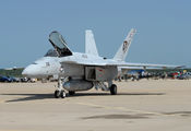 166420 - USA - Navy Boeing F/A-18E Super Hornet aircraft