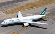B-LRR - Cathay Pacific Airbus A350-900 aircraft