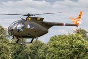 G-OHGA - Private Hughes OH-6 Cayuse aircraft