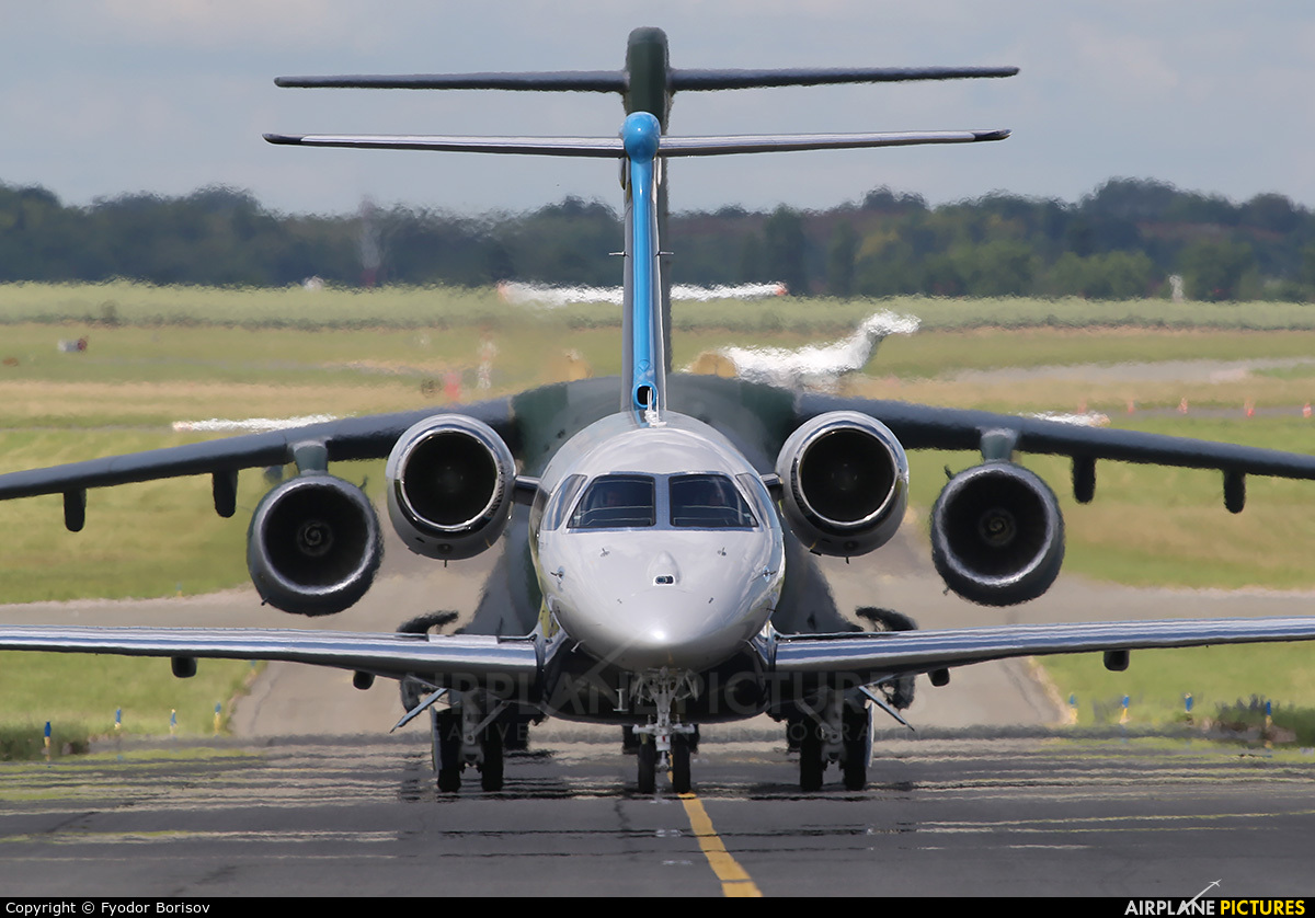 Embraer Executive Aircraft Inc PR-ZTX aircraft at Paris - Le Bourget