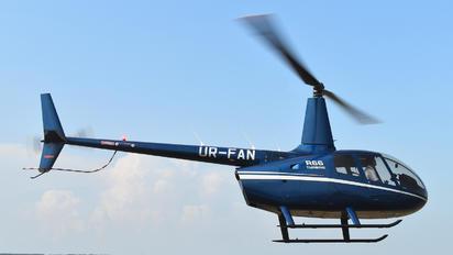 UR-FAN - Challenge Aero Robinson R66