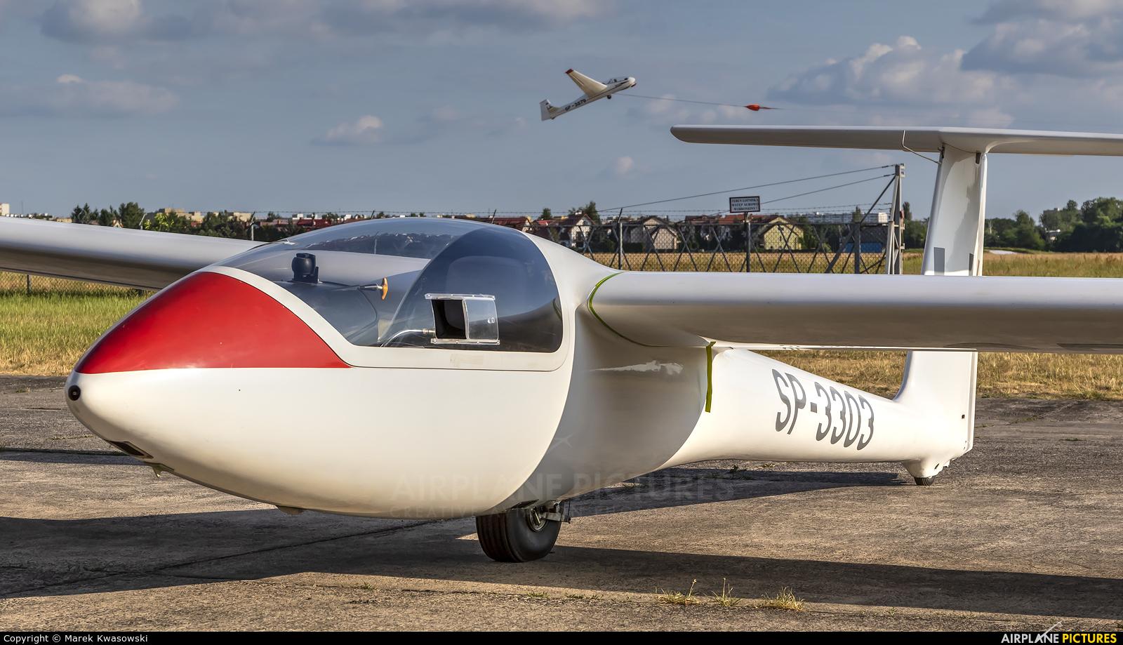 Aeroklub Warszawski SP-3303 aircraft at Warsaw - Babice