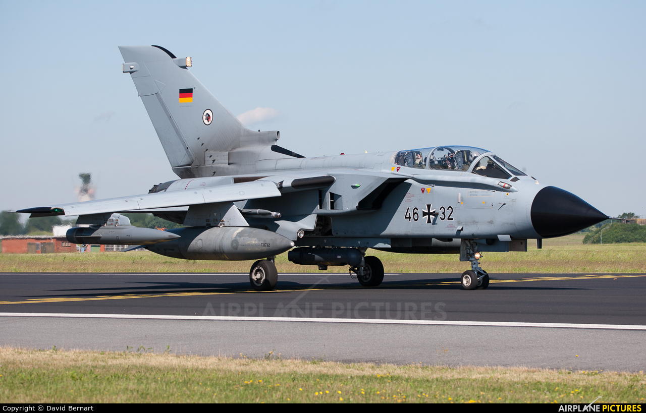 Germany - Air Force 46+32 aircraft at Schleswig-Jagel