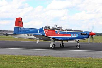 D-FGMT - EIS Aircraft Pilatus PC-9B