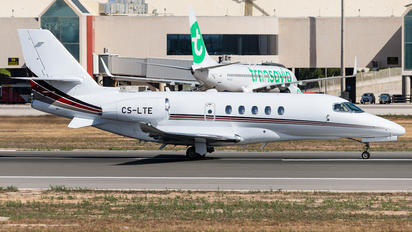 CS-LTE - NetJets Europe (Portugal) Cessna Citation Longitude