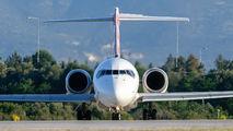EI-FCU - Volotea Airlines Boeing 717 aircraft