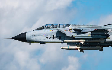 46+49 - Germany - Air Force Panavia Tornado - IDS