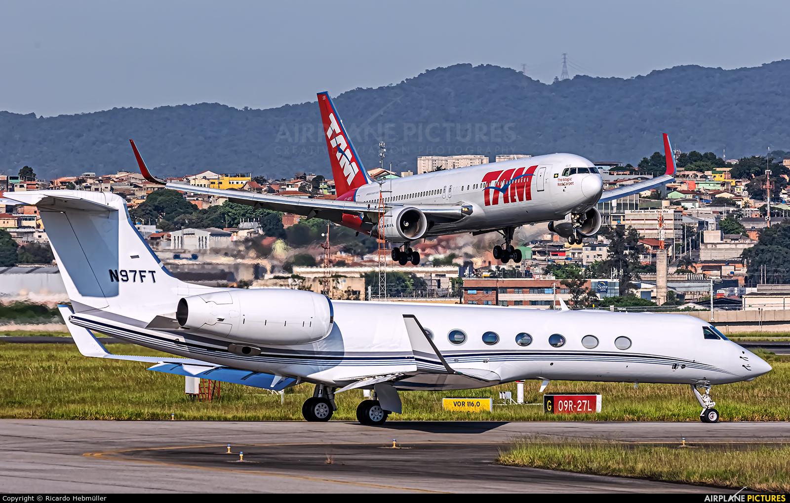 Untitled N97FT aircraft at São Paulo - Guarulhos