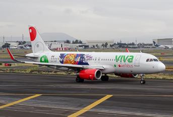 XA-VAP - VivaAerobus Airbus A320