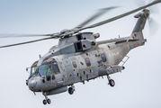 ZH847 - Royal Navy Agusta Westland AW101 111 Merlin HM.1 aircraft
