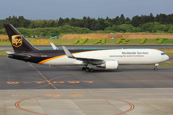 N347UP - UPS - United Parcel Service Boeing 767-300F
