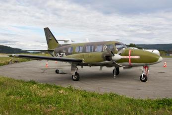LN-TTA - Blom Geomatics AS Piper PA-31 Navajo (all models)