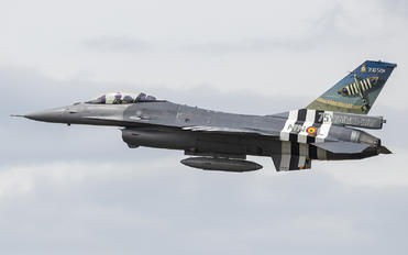 FA-57 - Belgium - Air Force Lockheed Martin F-16A Block 20 MLU