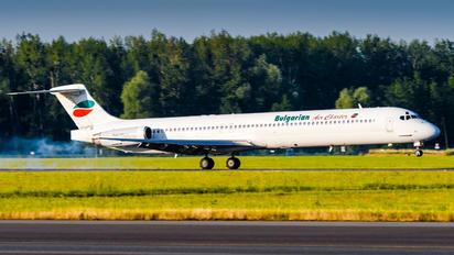 LZ-LDM - Bulgarian Air Charter McDonnell Douglas MD-82
