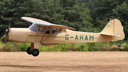 G-AHAM - Private Auster 5J1 Autocrat