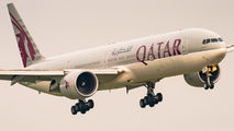 A7-BAL - Qatar Airways Boeing 777-300ER aircraft