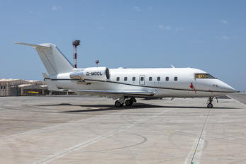 G-MOCL - Private Bombardier CL-600-2B16 Challenger 604