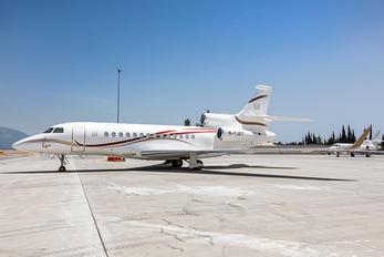M-YJET - Private Dassault Falcon 7X
