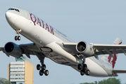 A7-AEB - Qatar Airways Airbus A330-300 aircraft