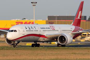 B-1111 - Shanghai Airlines Boeing 787-9 Dreamliner