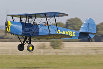 G-AYGE - Private Stampe SV4