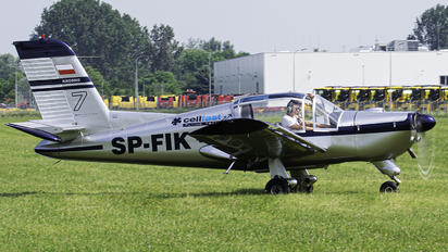 SP-FIK - Private Morane Saulnier MS.893A Rallye Commodore 180
