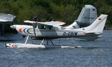 D-EBIW - Private Cessna 206 Stationair (all models)