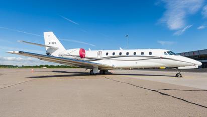 LN-SOV - Private Cessna 680 Sovereign