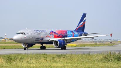 VP-BWE - Aeroflot Boeing 737-800