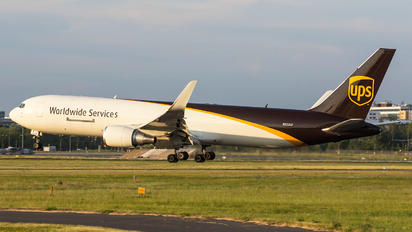 N302UP - UPS - United Parcel Service Boeing 767-300F