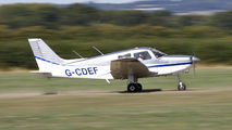G-CDEF - Private Piper PA-28-161 Cherokee Warrior II aircraft