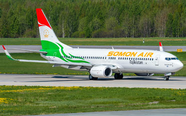 EY-777 - Somon Air Boeing 737-800