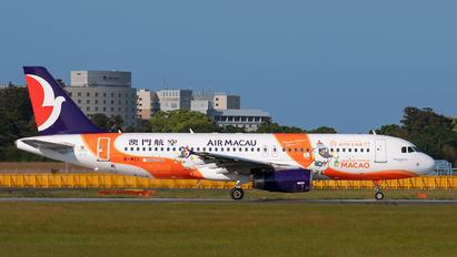 B-MCI - Air Macau Airbus A320