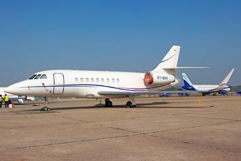 VT-BVV - Private Dassault Falcon 2000 DX, EX