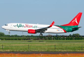 EI-GKW - AlbaStar Boeing 737-800