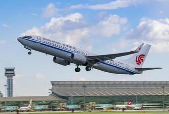 B-5443 - Beijing Airlines Boeing 737-800